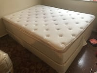 Full size bed with base Stillwater, 74074
