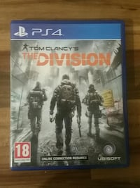 Ps4 The Division  Waltham Abbey, EN9 1HB