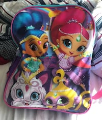Shimmer and Shine Backpack  Chantilly, 20152