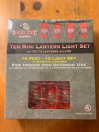 Ten Mini Lantern Light Set