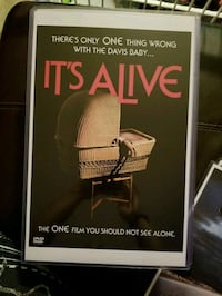 It's Alive Poster  Bunker Hill, 25413