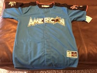 Aaron Judge American All Star Jersey.New.