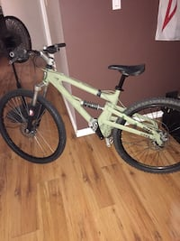 Mountain bike Edmonton, T6K