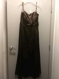 Chocolate Brown formal dress 16 Alexandria, 22303