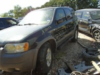 2001 FORD ESCAPE FOR PARTS Dallas