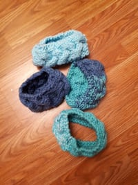 Elsa inspired hand knitted headbands St. John's, A1A 3L2