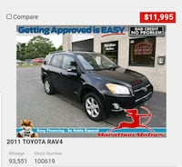 black Honda CR-V SUV Saint James, 11780