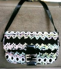 Fendi Crochet Knit Handbag San Jose, 95132