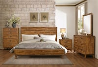 4 Pc Bedroom set