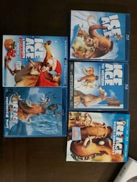 Ice Age Collection Blu Ray Port Coquitlam