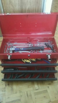 New Tools and Tool Box Brampton, L6S