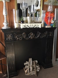 Gorgeous mantle plaster Genoa City