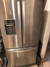 stainless steel french door refrigerator Waxahachie, 75165