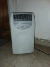 white and gray portable air conditioner Providence, 02909