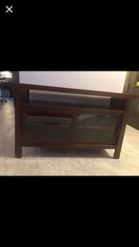 """Tong buffet 30""""H x 53""""w x 16""""d china cabinet Wenge  Windham, 03087"""