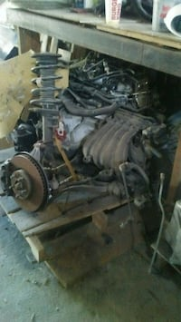 2015 for fusion engine and transmission