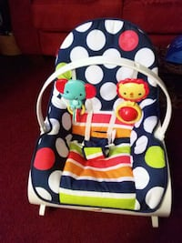 PRICE DROP Fisher Price infant to toddler up to 40lbs.