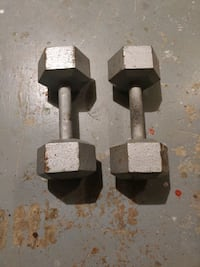 20lb hex dumbbells Falls Church, 22046