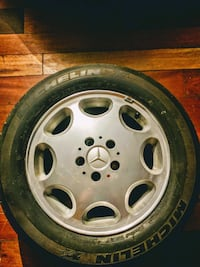 Wheels and tires Mercedes Benz (best offer) Arlington, 22207