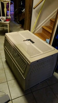 Hard sided foldable dog crate Vienna, 22180