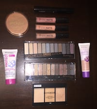 ALL BRAND NEW MAKEUP NEVER OPENED OR USED Cambridge, N3H 5C7
