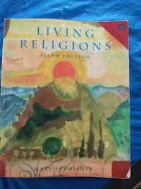 Living Religions Fifth Edition textbook