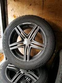 255 55 18 TIRES AND RIMS TOYO TIRES  Toronto