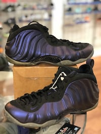 Eggplant Foams size 13 Silver Spring, 20902