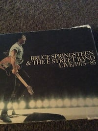 CD (3) Bruce Spingsteen 34 km