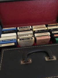 8 Track tapes Damascus, 20872