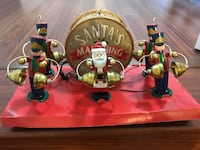 Santa's Marching Band 547 km