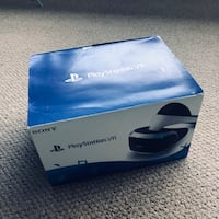 PS4 VR with PS camera Vancouver, V6Z 1R3