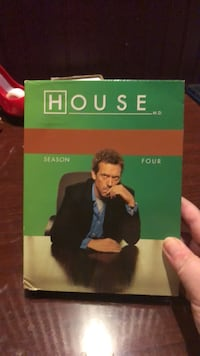 house dvd season 4 Winder, 30680