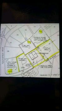 5 building  lots for homes 1 commercial For Sale