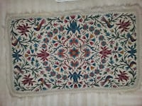 Wool Carpet Handmade India /Not low quality polyster-6x4 - $149 Houston, 77095