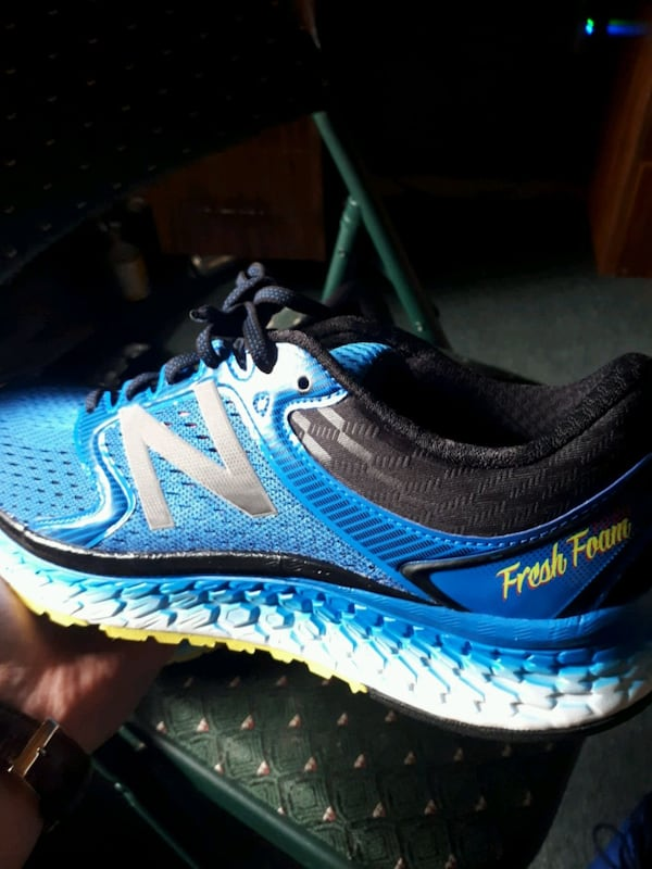 New balance 1080 fresh foam pair of shoes 1