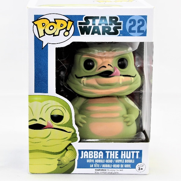 Funko POP Star Wars: Jabba the Hutt