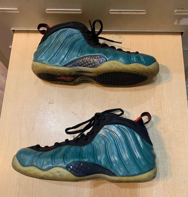 Nike Foamposite One PRM Gone Fishing Size 9.5 73bc746f-0f80-4a69-b715-e54dec10d189
