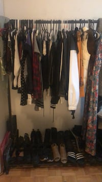 Clothes rack and organizer Toronto, M5T 2S3