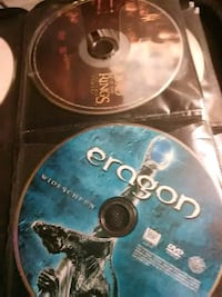 Eragon and lord of the rings two towers dvd Lexington, 40517