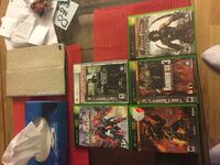 A lot of Xbox 360 and first gen Xbox games Vancouver, V5S 1L4