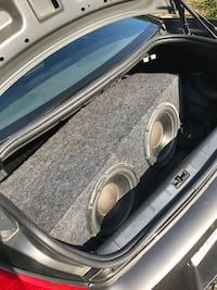 2 12  in subwoofers Competition Stafford, 22556