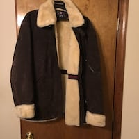 Heavy fur and suede PHAT Farms Coat Virginia Beach, 23464