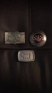 3 titleist belt buckles 3 for 200 Thorold, L2V 4W5