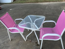 Kids Outdoor Patio Table and Chairs