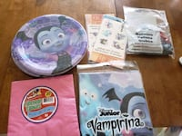 Brand new 16 person vampirina party set  Central Square, 13036