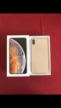 iPhone X Max  256 gb Hyattsville, 20785