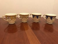Lot of 4 Demitasse Cups Laurel, 20708
