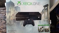Xbox One console with controller and box Hagerstown, 21740
