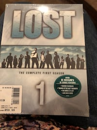 DVD Complete First Season of Lost Baldwinsville, 13027